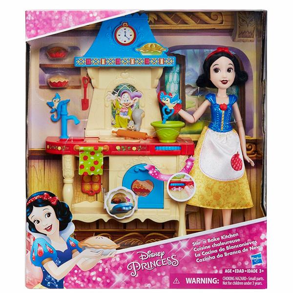 Disney set Snežana i kuhinja C0540 - ODDO igračke