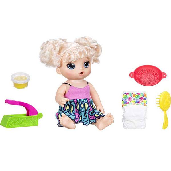 Baby Alive Lili i magične nudle set E3694 - ODDO igračke