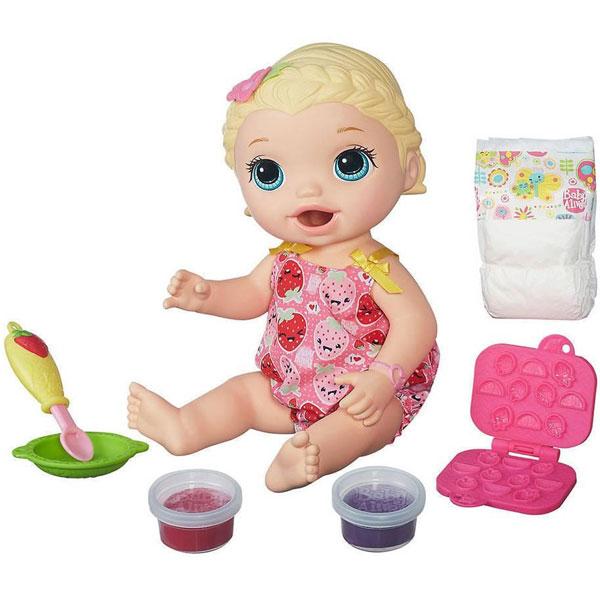 Baby Alive Lili i poslastice set C2697 - ODDO igračke