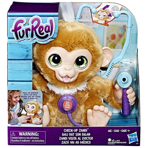 Furreal Check Up Zandi E0367 - ODDO igračke