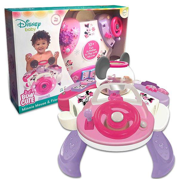 Interaktivni Sto edukativni Kiddieland Minnie 056838 - ODDO igračke