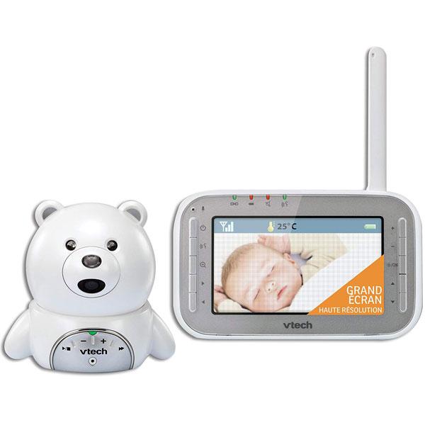 Alarm za Bebe video LCD Meda BM4200 - ODDO igračke