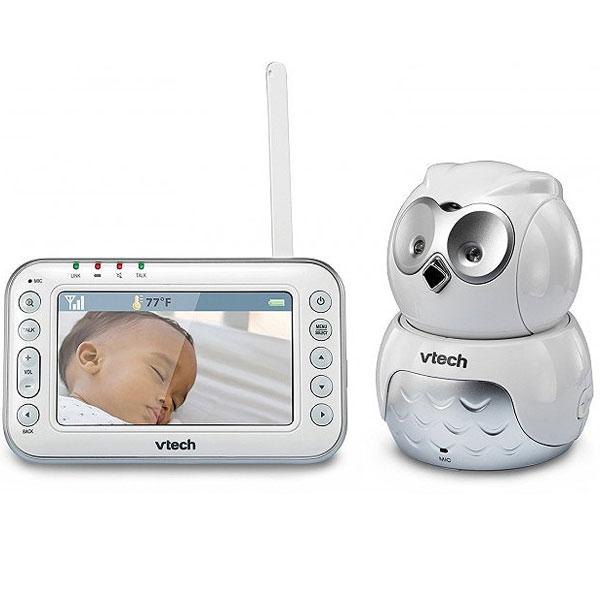 Alarm za Bebe Video LCD Sovica BM4300 - ODDO igračke