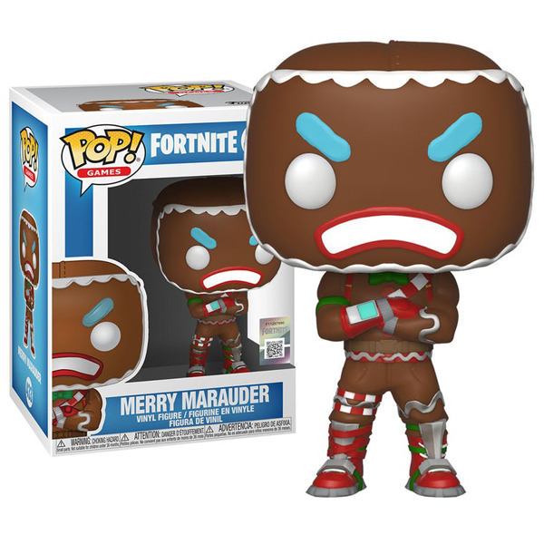 Funko Fortnite POP! - Merry Marauder  - ODDO igračke