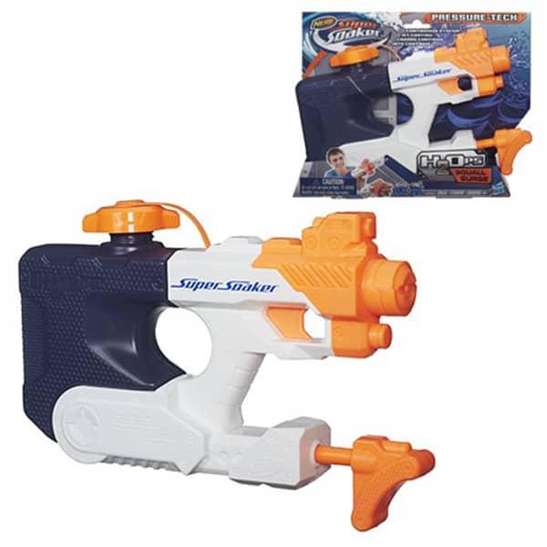 Nerf pistolj Super Soaker Squall Surge B4443 - ODDO igračke