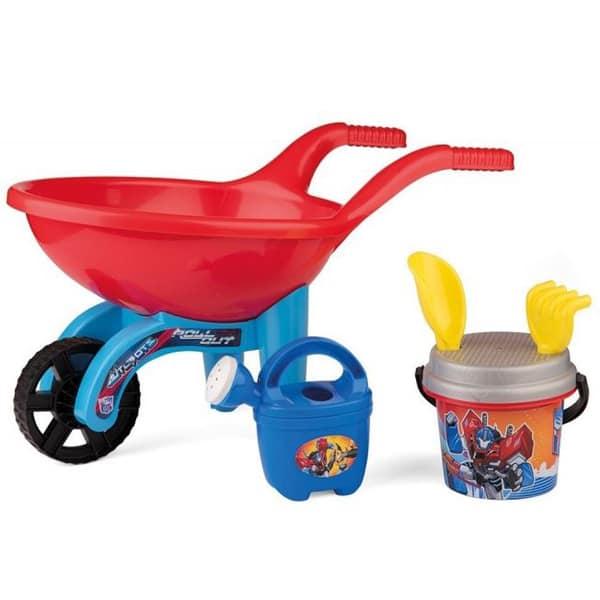 Kolica sa koficom I kanticom Transformers Simba 107134098 - ODDO igračke