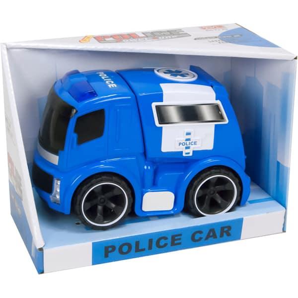 Policijsko vozilo sa svetlom i zvukom 17x24cm 77849 - ODDO igračke