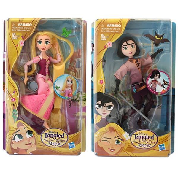 Disney lutka Princess Rapunzel i Sowa E0065 - ODDO igračke