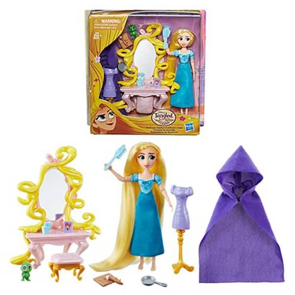 Disney lutka Princess Zlatokosa sa setom za česljanje E0181 - ODDO igračke