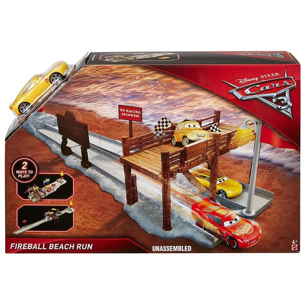 Cars 3 Fireball Beach Run DVT47 - ODDO igračke