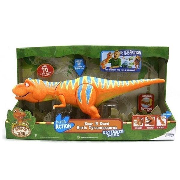Interaction dinosaurus Boris Roar n react 53108 - ODDO igračke