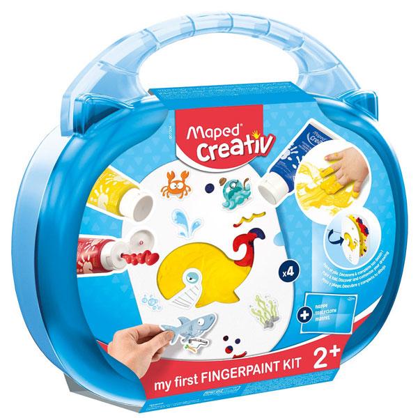 Maped Kreativ pribor za slikanje prstima M907004 - ODDO igračke