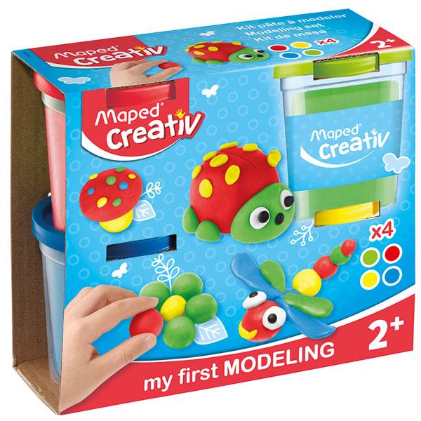Maped Kreativ plastelin 4/1 M907200 - ODDO igračke