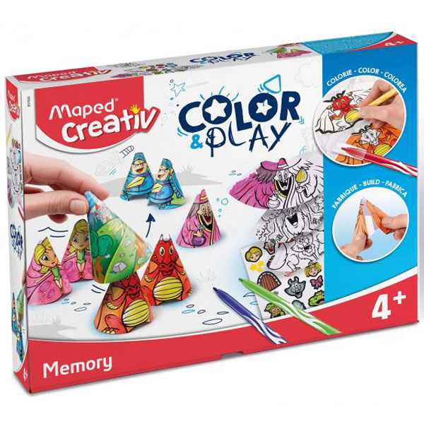 Maped Kreativ set Memorijski M907000 - ODDO igračke