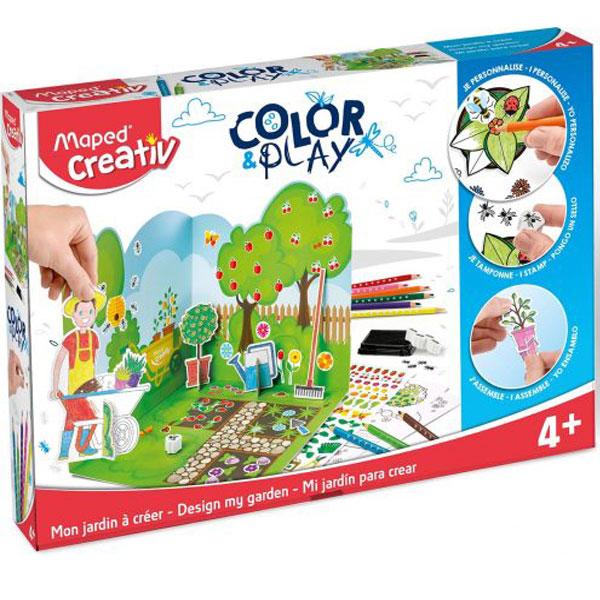 Maped Kreativ set Bašta M907008 - ODDO igračke