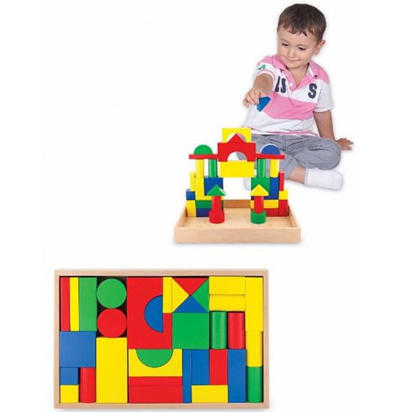 Drvena slagalica set 500609 - ODDO igračke