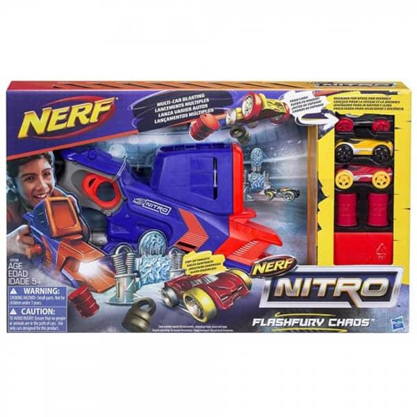 Nerf auto Nitro Flashfury Chaos C0788 - ODDO igračke