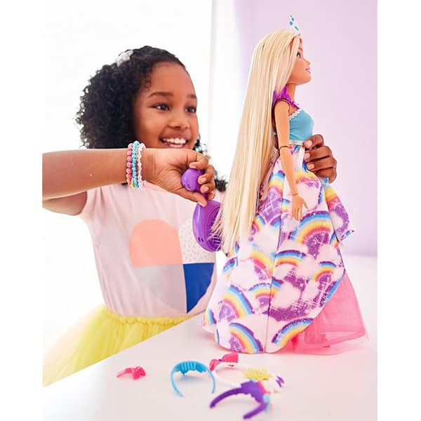 Barbie lutka Dreamtopia Grande 43cm FXC80 - ODDO igračke