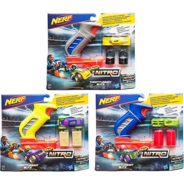 Nerf auto Nitro Throttleshot Blitz C0780 - ODDO igračke