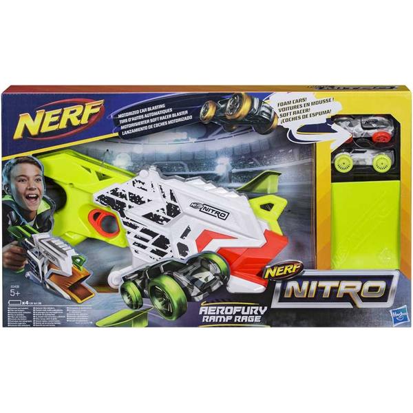 Nerf auto Nitro Aerofury Ramp Rage E0408 - ODDO igračke