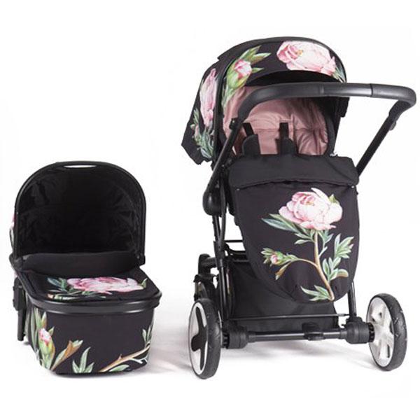 Kolica 2u1 Tender Flowers Kikka Boo 31001020042 - ODDO igračke