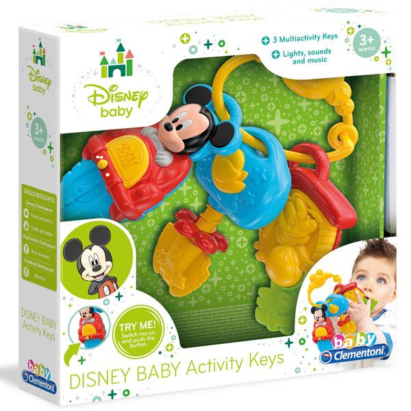 Muzički Ključevi Disney Clementoni CL14832 - ODDO igračke