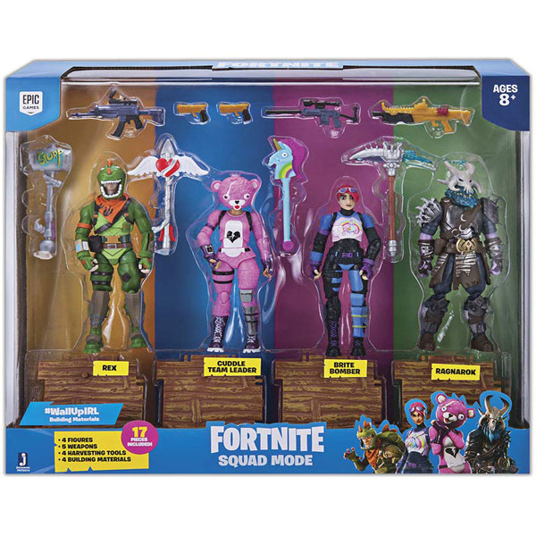 Akcione figure Fortnite Squad Mode Core Figure set TWF0019 - ODDO igračke