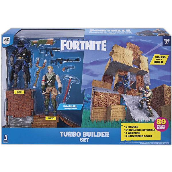 Akcione figure Fortnite Turbo Builder Set TWF0036 - ODDO igračke