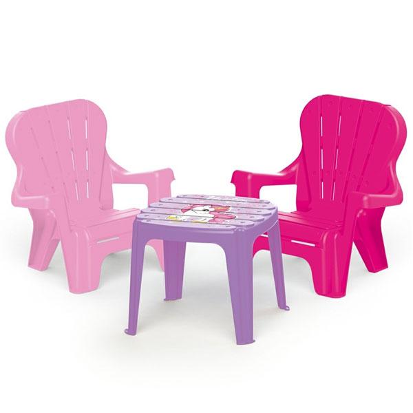 Sto sa stolicama Dolu 025036 - ODDO igračke