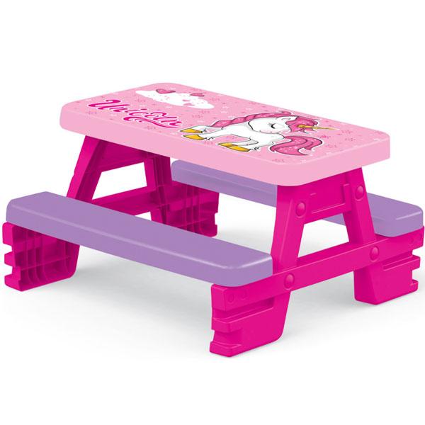 Sto Piknik sa klupom Dolu 025180 - ODDO igračke