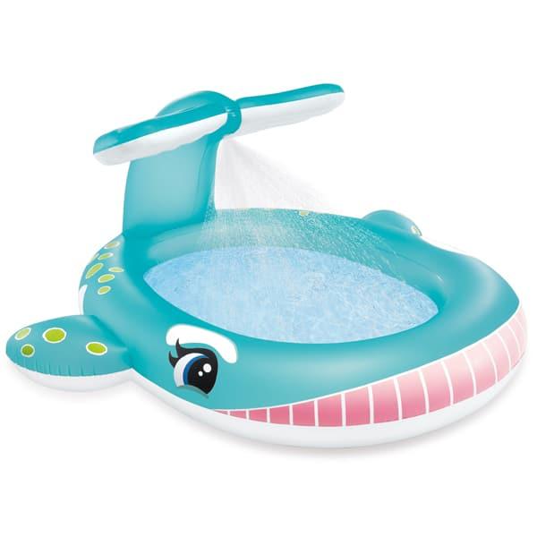 Dečiji Bazen Intex u obliku kita 14/57440NPI - ODDO igračke