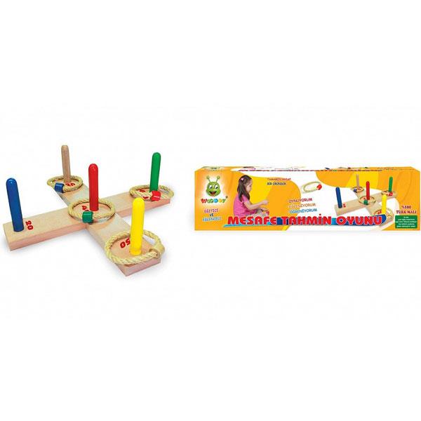 Drvena igra 500241 - ODDO igračke