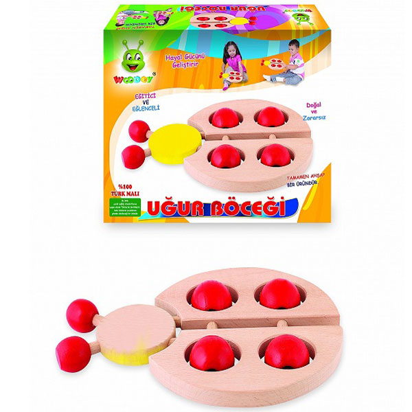 Drvena igračka Bubamara 500367 - ODDO igračke
