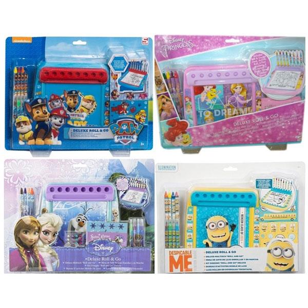 Set tabla Roll&Go Deluxe Disney - ODDO igračke