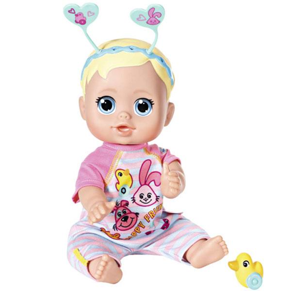 Baby Born Funny Faces Bouncing Baby ZF826164 - ODDO igračke