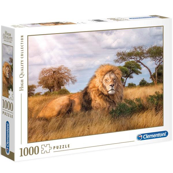 Clementoni puzzla The king 1000pcs 39479 - ODDO igračke