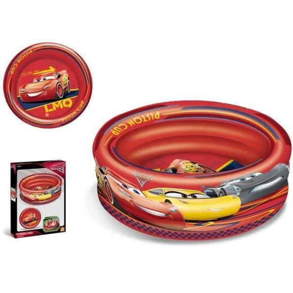 Cars 3 Bazen 3 prstena R100cm Mondo G032852 - ODDO igračke