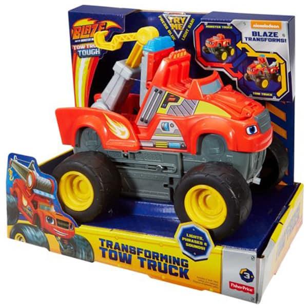 Blaze and the Monster Machines auto Transforming Tow Tough FJV14-9967 - ODDO igračke