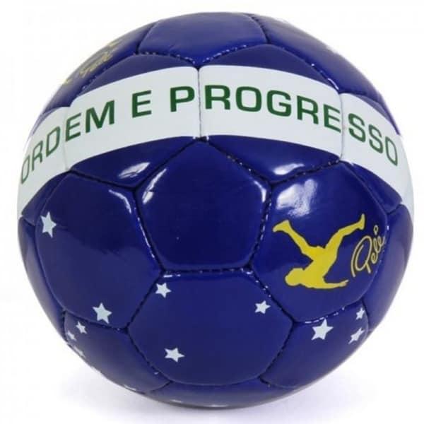 Lopta fudbalska plava Pele 10072005 - ODDO igračke