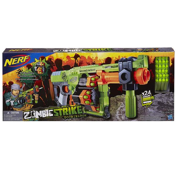 Nerf Zombie Strike Doominator 863760 - ODDO igračke