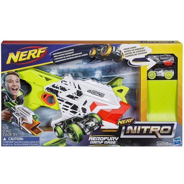 Nerf Nitro Aerofury Ramp rage 451555 - ODDO igračke