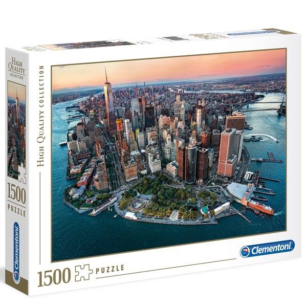 Clementoni puzzla New York 1500pcs 31810 - ODDO igračke