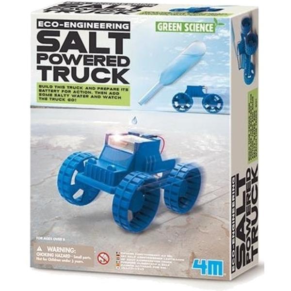 4M Eco Engineering Salt-Powered Truck 4M03409 - ODDO igračke