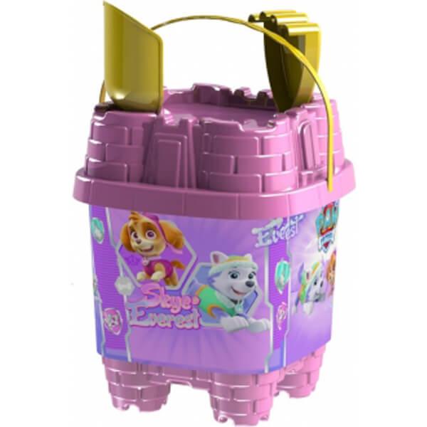 Paw Patrol kofica za plazu roze Zamak set velika - ODDO igračke