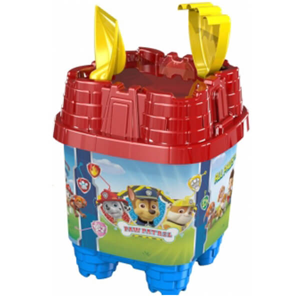 Paw Patrol kofica za plažu Zamak set velika - ODDO igračke