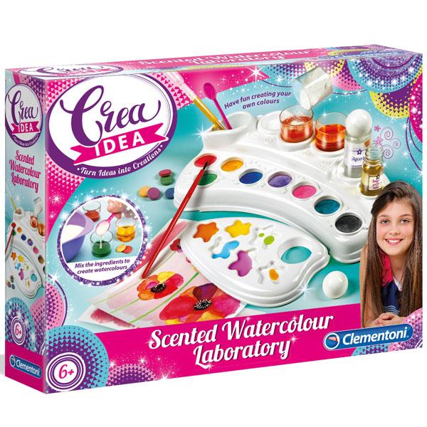 Fabrika mirisnih crteža set Crea Idea Clementoni CL15278 - ODDO igračke