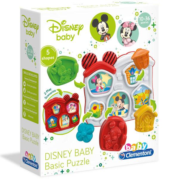 Mikijeva Kućica Clementoni baby CL17266 - ODDO igračke