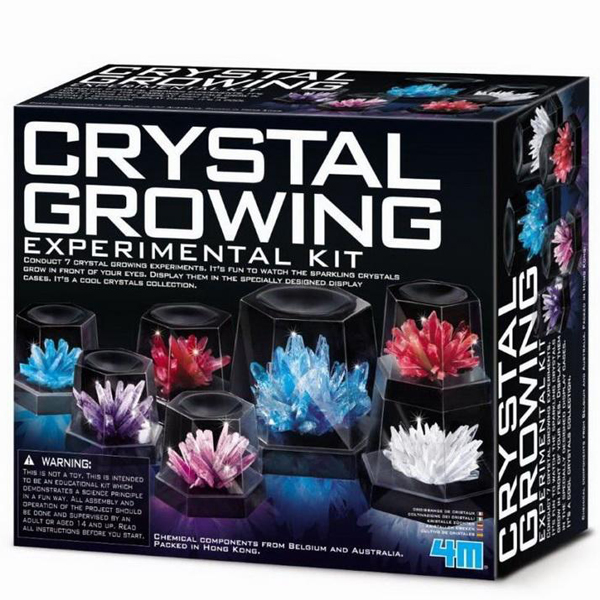 4M Crystal Growing Experimental Kit 4M03915 - ODDO igračke
