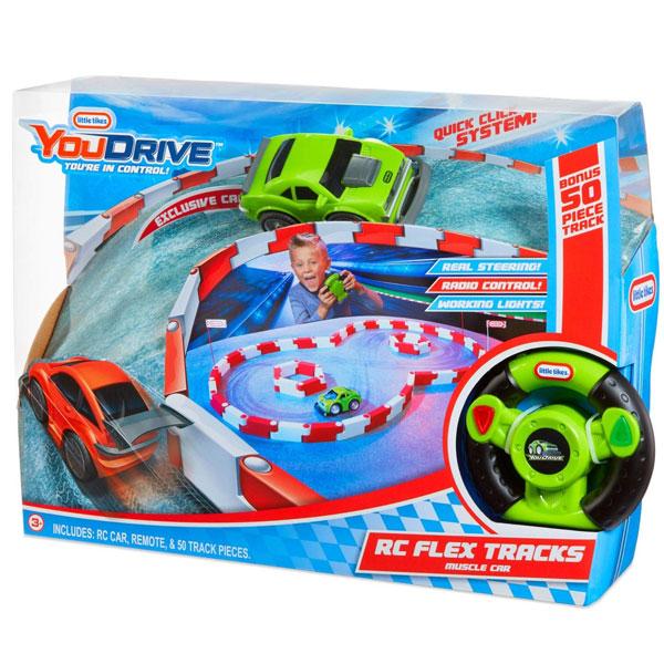 Auto staza Trkalište Little Tikes LT648410 - ODDO igračke