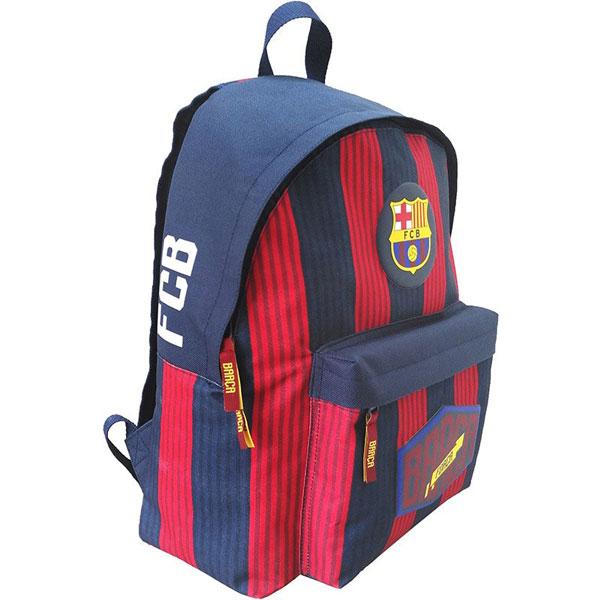 Školski ranac Barselona ovalni klasik 53557 - ODDO igračke